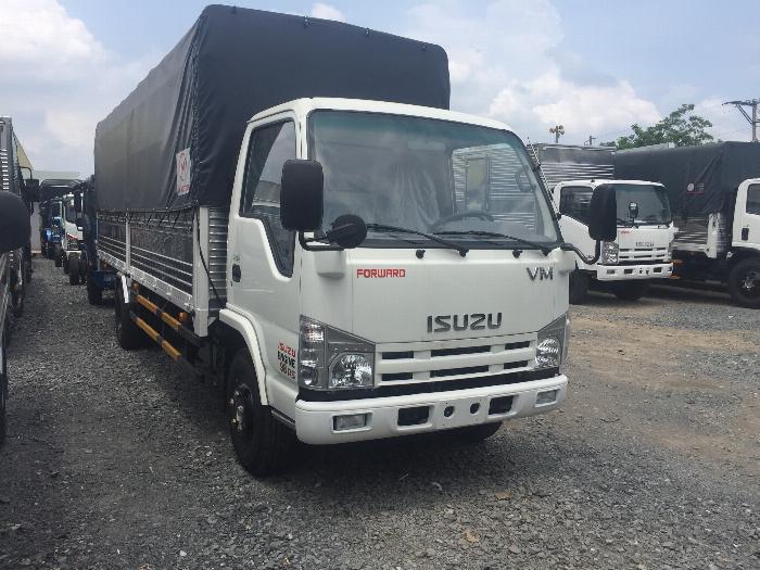 ISUZU 1 tấn 9 Thùng dài 6 mét 2 Đời 2019 - Bán Trả Góp toàn quốc trả trước 100 triệu nhận xe