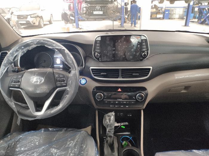 Hyundai Tucson Facelift 2019 mới - Giảm giá sâu - Cam kết giá tốt nhất toàn hệ thống 3
