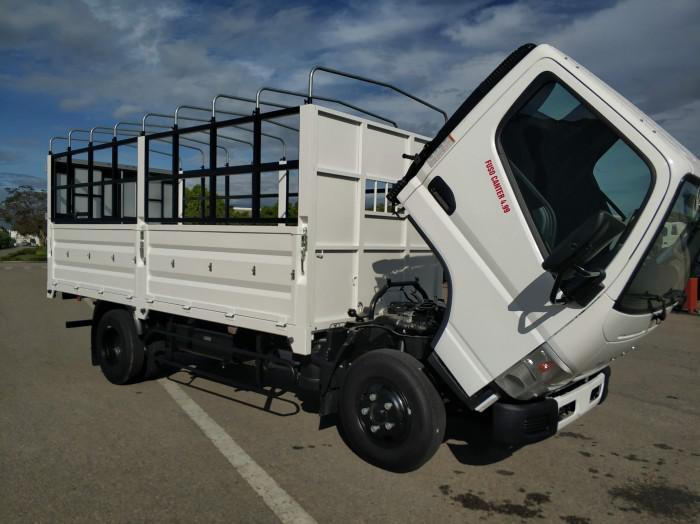 Bán xe tải 2,1 tấn NHẬT BẢN Mitshubishi Fuso Cantrer 4.99 đạt chuẩn Euro4 mạnh mẽ, êm ái, vượt trội 1
