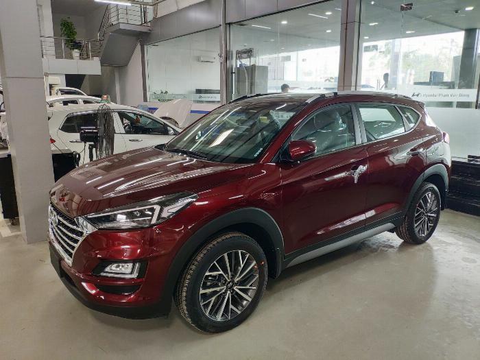 Hyundai Tucson Facelift 2019 mới - Giảm giá sâu - Cam kết giá tốt nhất toàn hệ thống 0