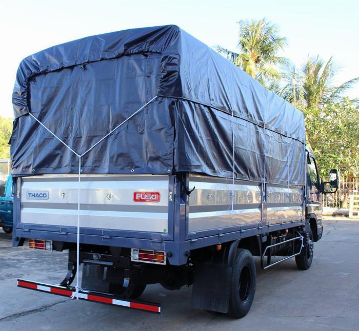 Bán xe tải 2,1 tấn NHẬT BẢN Mitshubishi Fuso Cantrer 4.99 đạt chuẩn Euro4 mạnh mẽ, êm ái, vượt trội 2