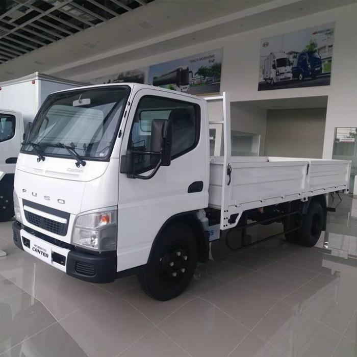 Bán xe tải 2,1 tấn NHẬT BẢN Mitshubishi Fuso Cantrer 4.99 đạt chuẩn Euro4 mạnh mẽ, êm ái, vượt trội 3