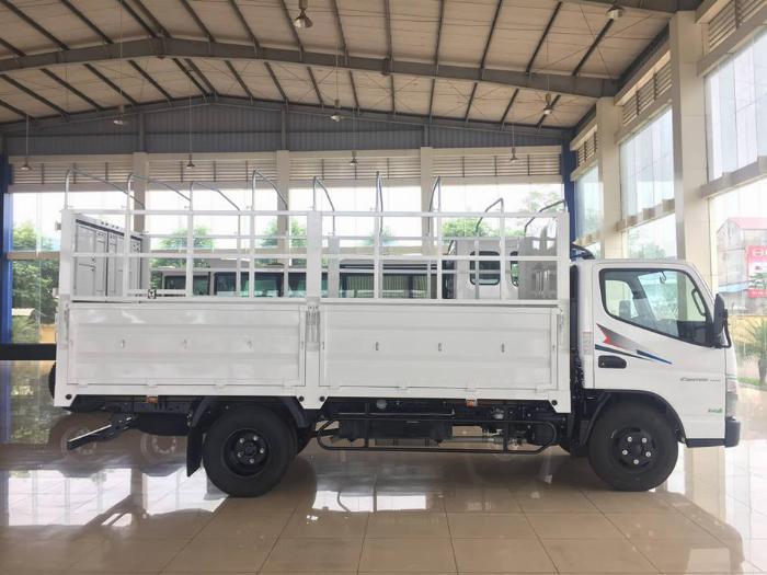 Bán xe tải 2,1 tấn NHẬT BẢN Mitshubishi Fuso Cantrer 4.99 đạt chuẩn Euro4 mạnh mẽ, êm ái, vượt trội 4