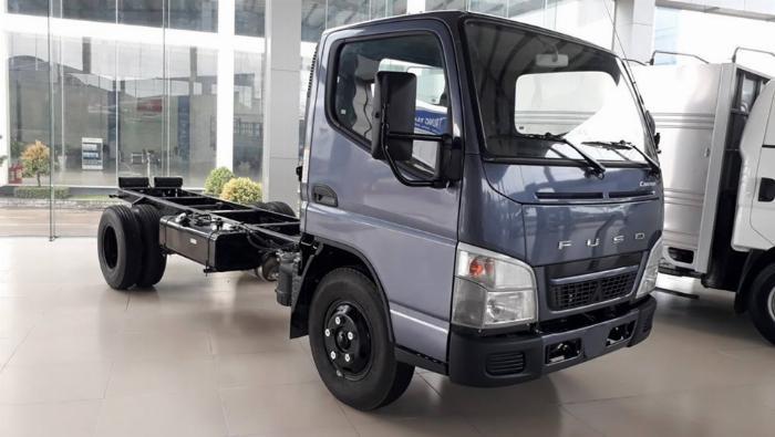 Bán xe tải 2,1 tấn NHẬT BẢN Mitshubishi Fuso Cantrer 4.99 đạt chuẩn Euro4 mạnh mẽ, êm ái, vượt trội 5