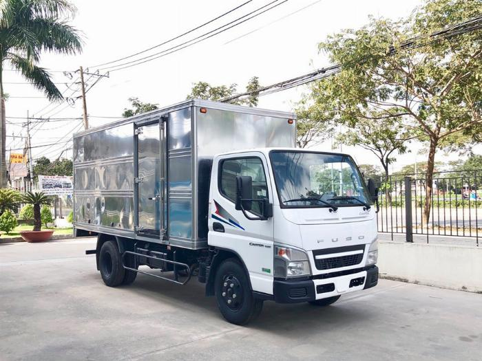 Bán xe tải 2,1 tấn NHẬT BẢN Mitshubishi Fuso Cantrer 4.99 đạt chuẩn Euro4 mạnh mẽ, êm ái, vượt trội 6