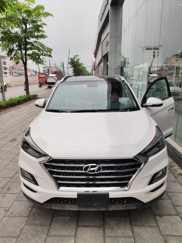 Hyundai Tucson Facelift 2019 mới - Giảm giá sâu - Cam kết giá tốt nhất toàn hệ thống 1
