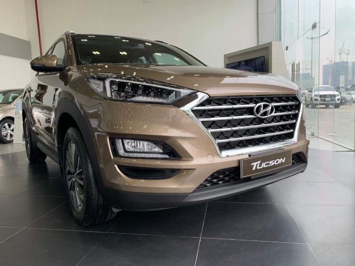 Hyundai Tucson Facelift 2019 mới - Giảm giá sâu - Cam kết giá tốt nhất toàn hệ thống 2