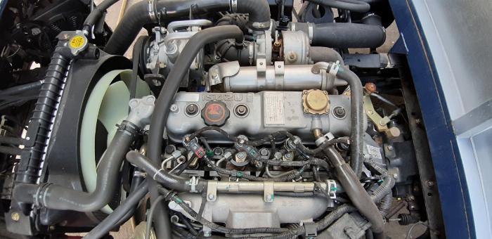 Xe Tải 2.5 Tấn Hyundai IZ65, Xe Tải IZ65 2.5 Tấn Vào Thành Phố 4