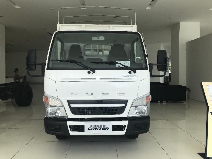 Bán xe tải 2,1 tấn NHẬT BẢN Mitshubishi Fuso Cantrer 4.99 đạt chuẩn Euro4 mạnh mẽ, êm ái, vượt trội 7