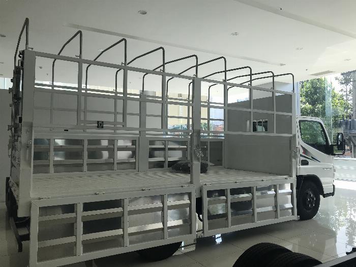Bán xe tải 2,1 tấn NHẬT BẢN Mitshubishi Fuso Cantrer 4.99 đạt chuẩn Euro4 mạnh mẽ, êm ái, vượt trội 9