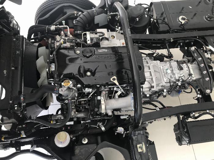Bán xe tải 2,1 tấn NHẬT BẢN Mitshubishi Fuso Cantrer 4.99 đạt chuẩn Euro4 mạnh mẽ, êm ái, vượt trội 11