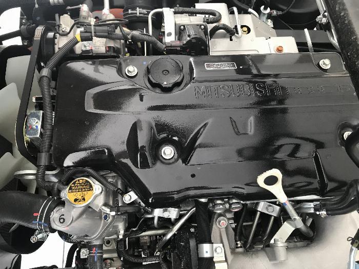 Bán xe tải 2,1 tấn NHẬT BẢN Mitshubishi Fuso Cantrer 4.99 đạt chuẩn Euro4 mạnh mẽ, êm ái, vượt trội 12