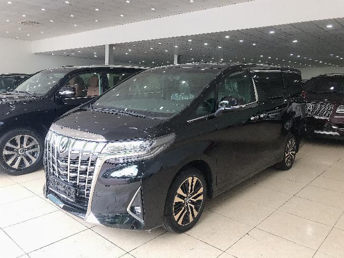 Bán Toyota Alphard Executive Lounge sản xuất 2019,nhập khẩu châu Âu.xe giao ngay .