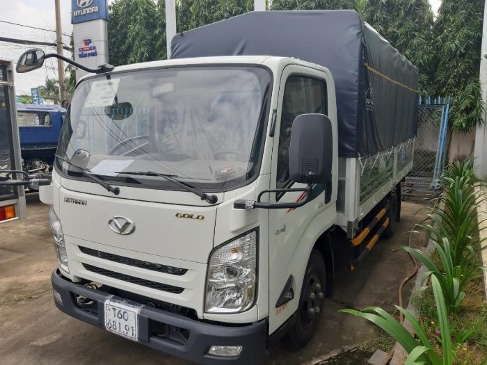 Xe Tải 2.5 Tấn Hyundai IZ65, Xe Tải IZ65 2.5 Tấn Vào Thành Phố 2