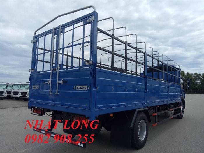 Bán xe tải THACO AUMAN C160.E4 tải trọng 9,1 Tấn thùng dài giá tốt liên hệ 0982 908 255