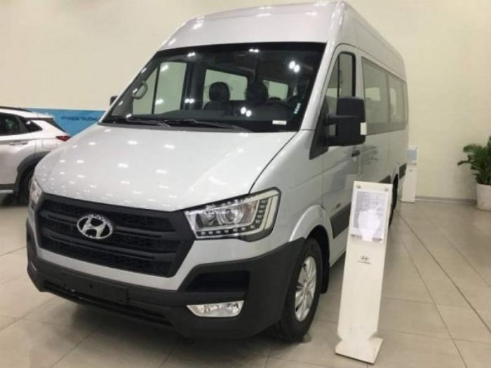 Hyundai Solati chỉ 320tr nhận xe