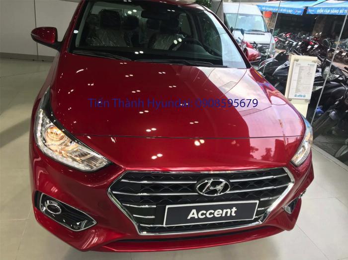Hyundai Accent, giá tốt 430tr + gói phụ kiện, trả trước từ 149tr, góp 6tr5