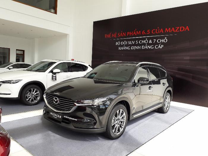 Mazda CX-8 tại Phú Yên