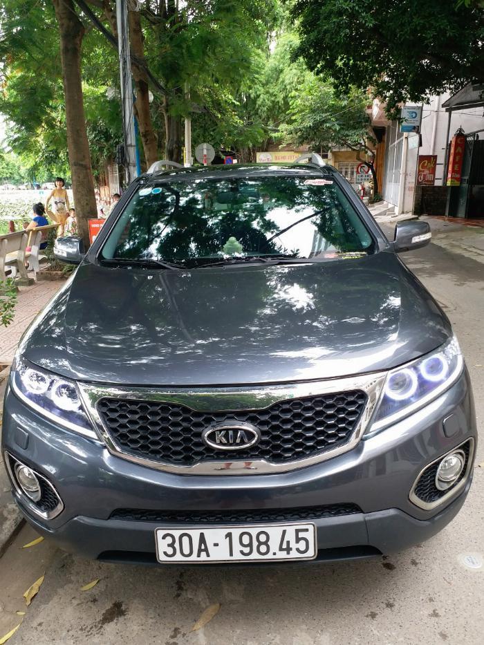 Bán Kia Sorento GATH 2.4L 2WD, đăng ký lần đầu 05/2014.