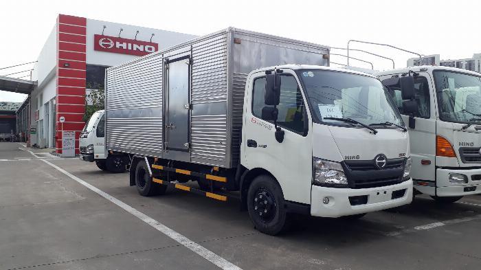 Hino 300 Series - xe tải hạng nhẹ