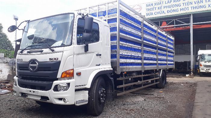 Hino 500 Series - xe tải hạng trung