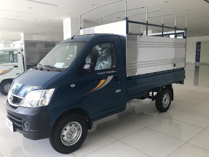 Bán xe tải nhỏ 1 tấn thùng dài 2m6 Towner990  0944873839 Kiệt tư vân miễn phí
