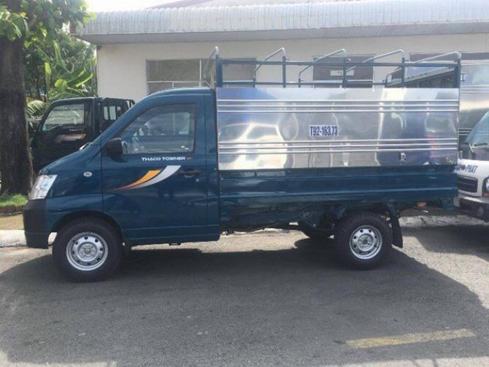 Bán xe tải nhỏ 1 tấn thùng dài 2m6 Towner990  0944873839 Kiệt tư vân miễn phí 4