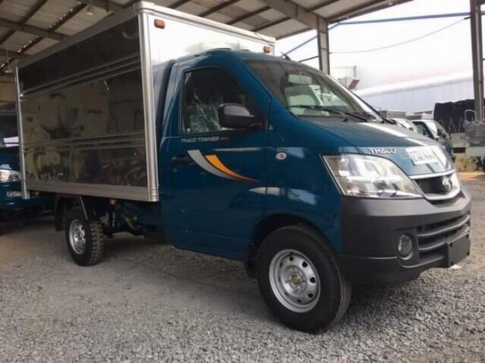 Bán xe tải nhỏ 1 tấn thùng dài 2m6 Towner990  0944873839 Kiệt tư vân miễn phí 7