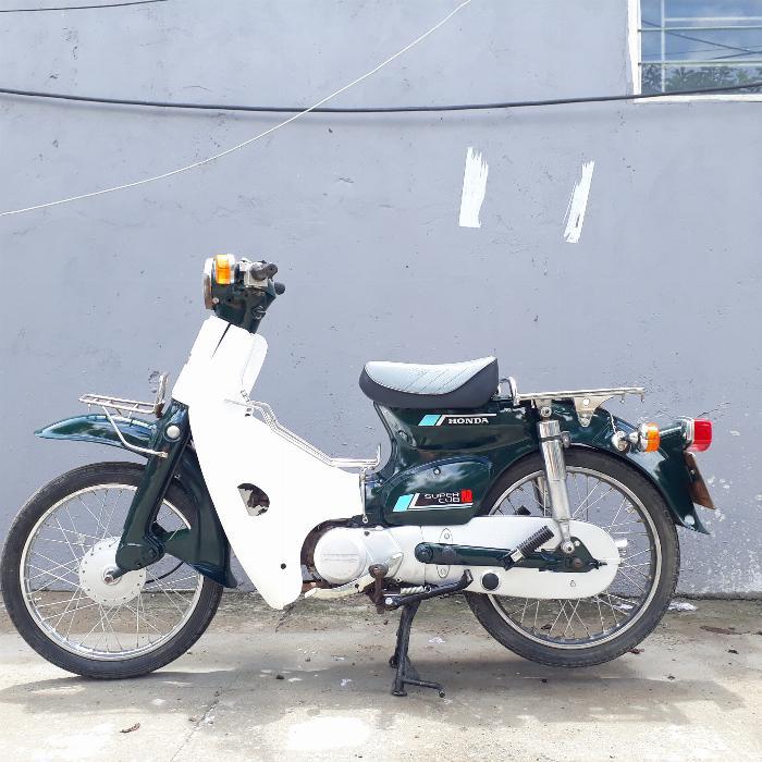 Cub 81 90cc Honda Nhật nguyên bản biển Hà Nội 29 0