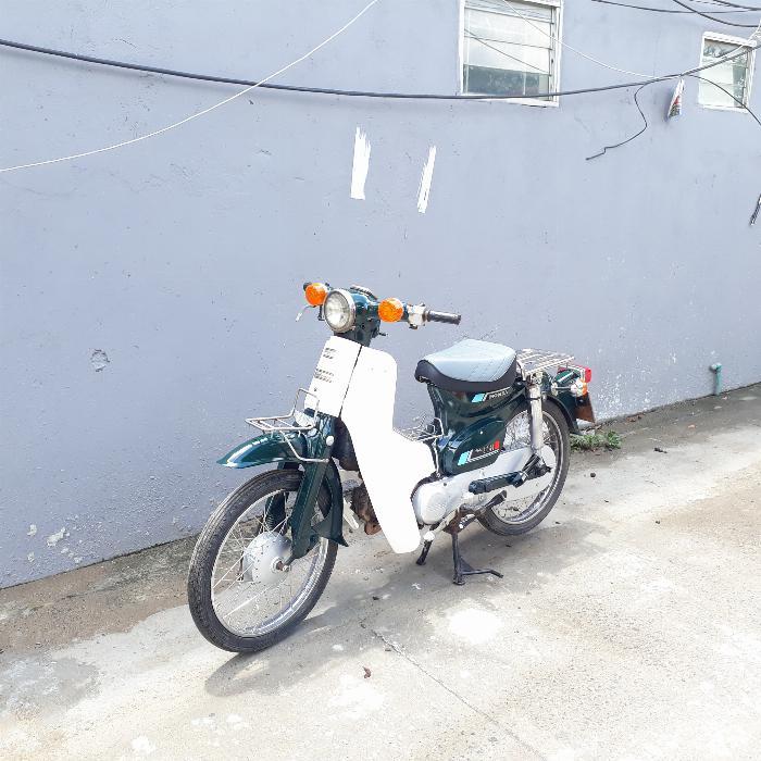 Cub 81 90cc Honda Nhật nguyên bản biển Hà Nội 29 1