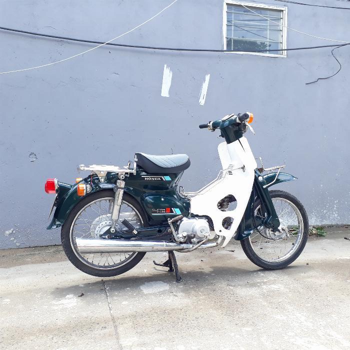 Cub 81 90cc Honda Nhật nguyên bản biển Hà Nội 29 2