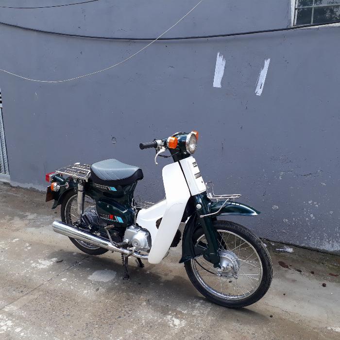 Cub 81 90cc Honda Nhật nguyên bản biển Hà Nội 29 4