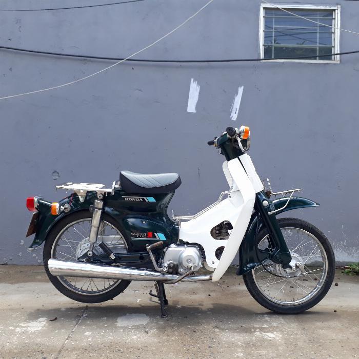 Cub 81 90cc Honda Nhật nguyên bản biển Hà Nội 29 5