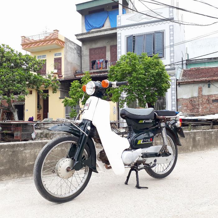 Cub 81 70cc Nhật honda nguyên bản biển Hà Nội 29