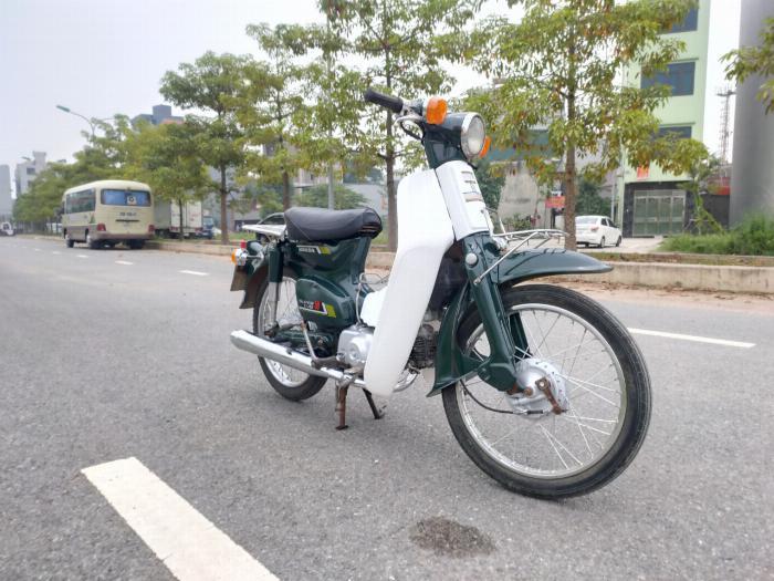Cub 81 Nhật 50cc máy nguyên chính chủ đi biển 29