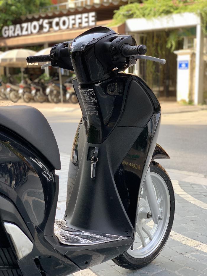 Bán SH Việt 125 khoá Smartkey 2016 màu Đen quá đẹp