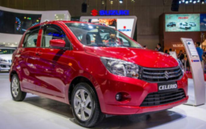 Tặng 15 Triệu khi mua xe Suzuki Celerio trong tháng 09