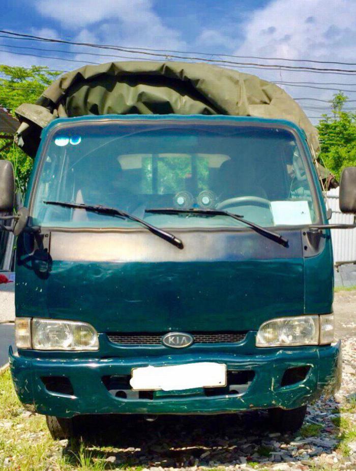 Bán xe tải Kia cũ đã qua sử dụng 0