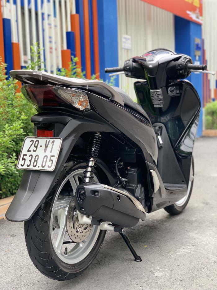 Bán SH Việt 150 ABS cuối 2018 màu Đen như mới 6