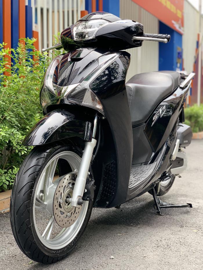 Bán SH Việt 150 ABS cuối 2018 màu Đen như mới 1