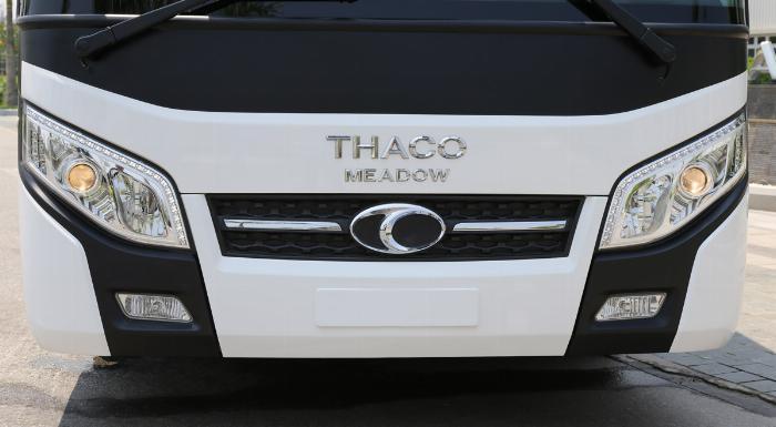 Thaco Meadow 85S 2019 / 29 - 34 Chỗ bầu hơi Full Option 2019 / Trả góp 70% / Liên hệ 0938.900.846