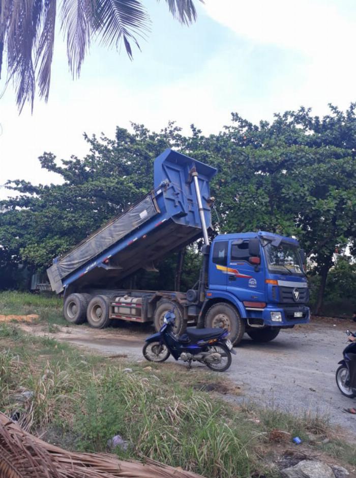 Cần bán xe tải  trọng lượng 17,3 tấn, xe chủ yếu chạy nội bộ ít chạy nên còn mới