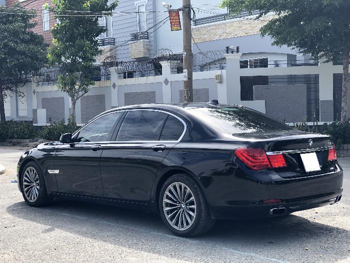 Cần Bán xe BMW 750Li Model 2013, Xe nhập Đức!!