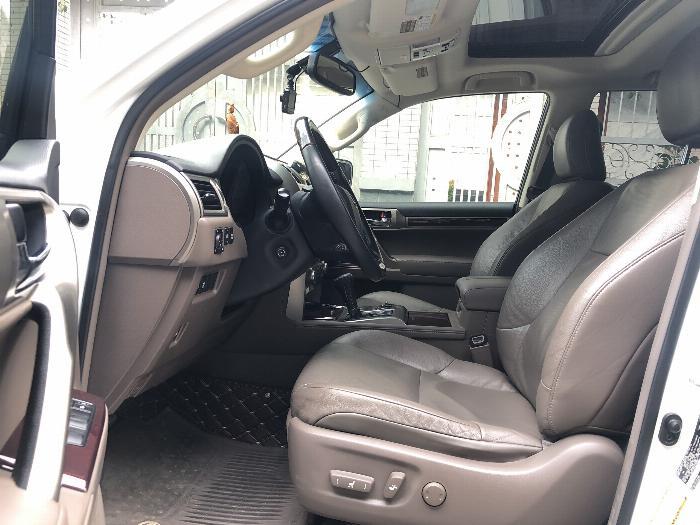 Cần Bán xe Lexus GX460 Luxury, Model 2016, màu Trắng, nhập khẩu Mỹ!! 4