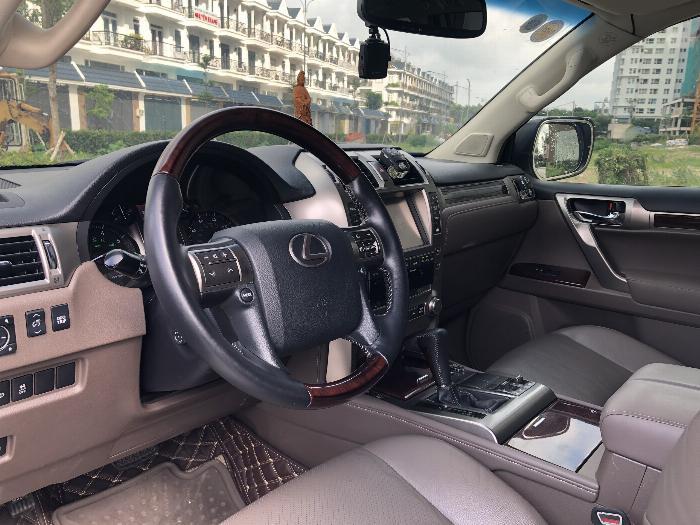 Cần Bán xe Lexus GX460 Luxury, Model 2016, màu Trắng, nhập khẩu Mỹ!! 6