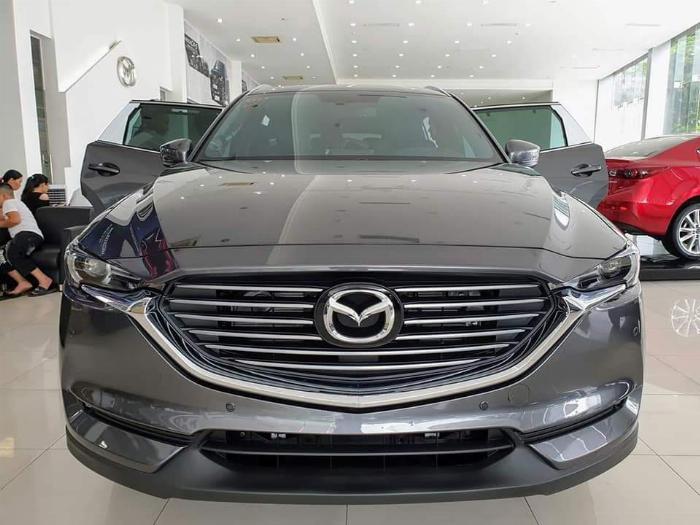 Mazda CX8 Hoàn Toàn Mới - Tặng ngay quà tặng lên đến 50 TRỆU
