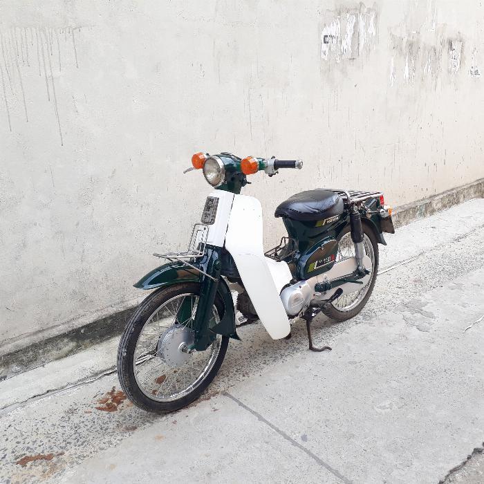 Cub 81 50cc Nhật Honda biển Hà Nội