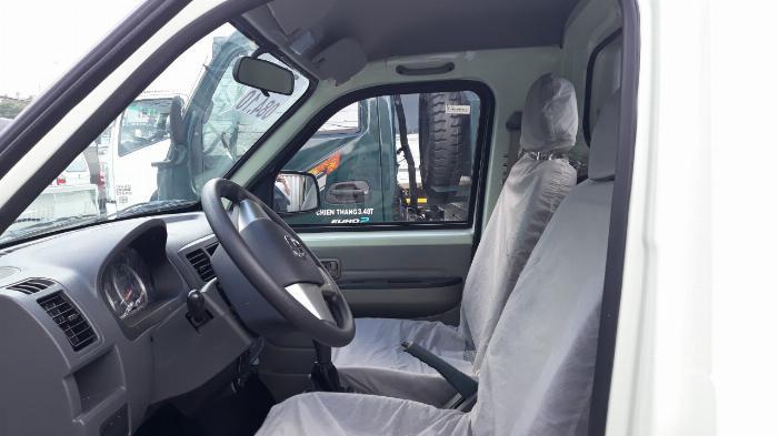 Giá xe tải Kenbo 900kg thùng kín - Hỗ trợ trả góp nhanh lãi suất thấp