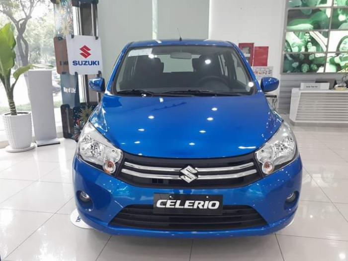 Chỉ 95 Triệu Nhận xe Suzuki Celerio - Xe Nhật, nhập Thái, Đầy đủ tiện nghi, Tiết kiệm nhiên liệu 3.7L/100KM 0