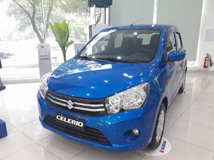 Chỉ 95 Triệu Nhận xe Suzuki Celerio - Xe Nhật, nhập Thái, Đầy đủ tiện nghi, Tiết kiệm nhiên liệu 3.7L/100KM 2